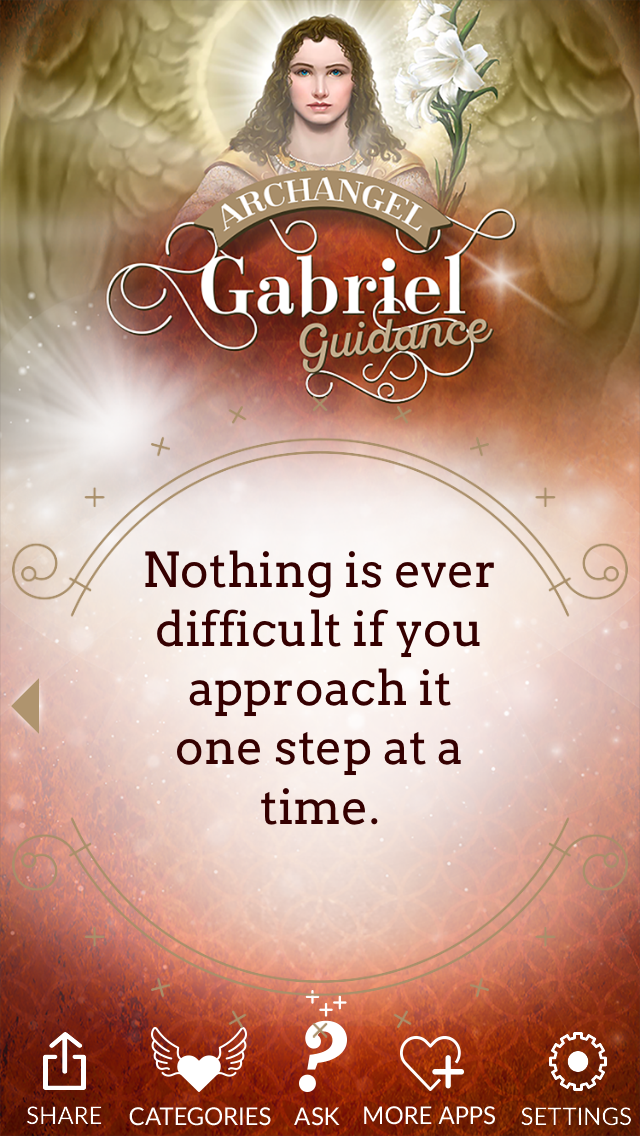 Archangel Gabriel Guidance