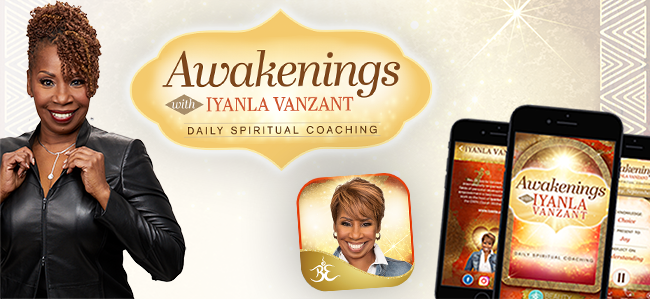Awakenings with Iyanla Vanzant Gift-away