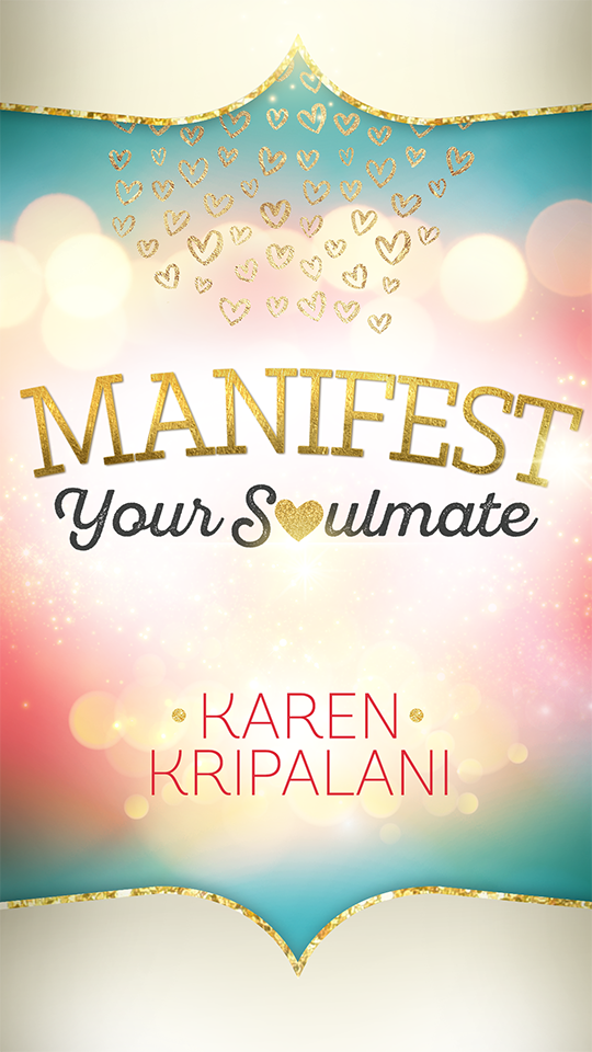 Manifest Your Soulmate splash screen