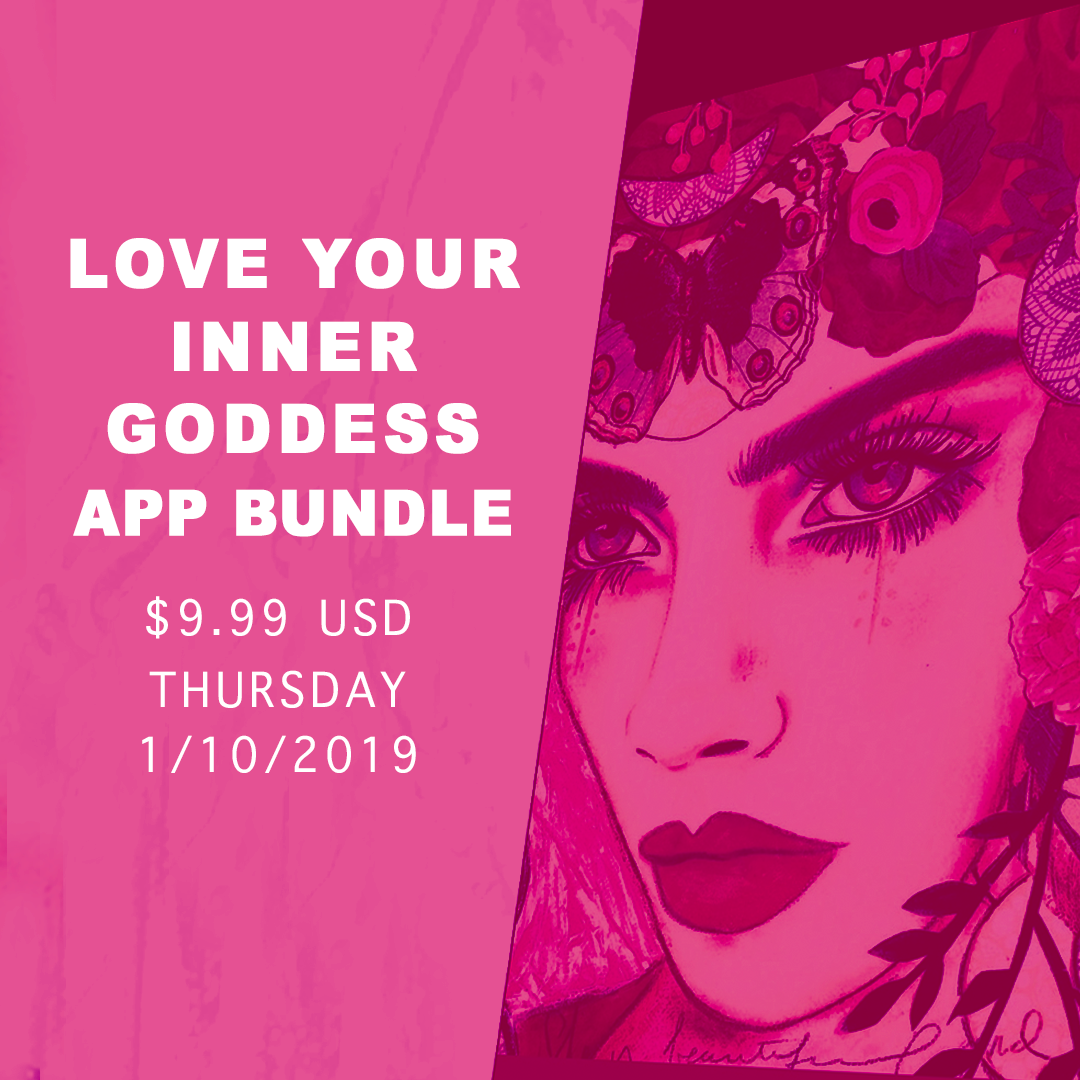 Love Your Inner Goddess Bundle