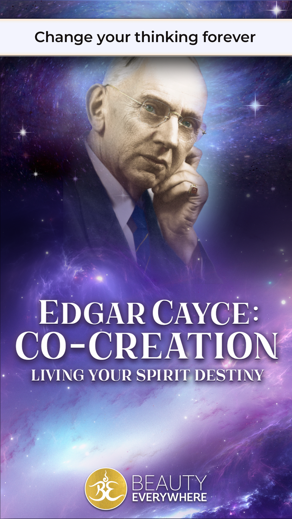 Edgar Cayce: Co-Creation