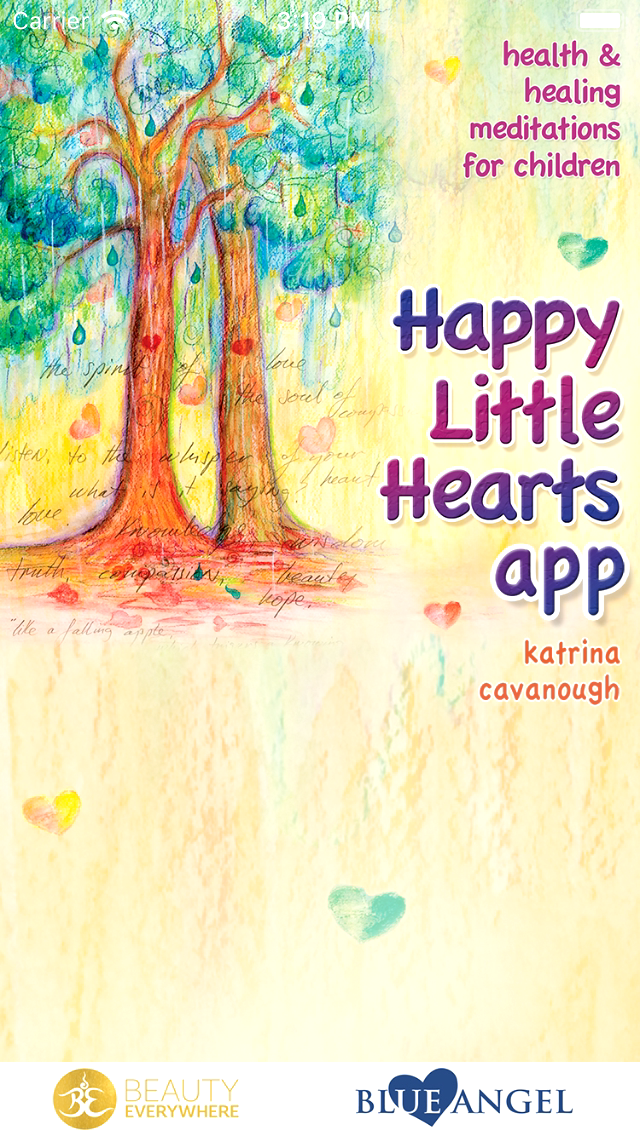Happy Little Hearts - Meditations for Children